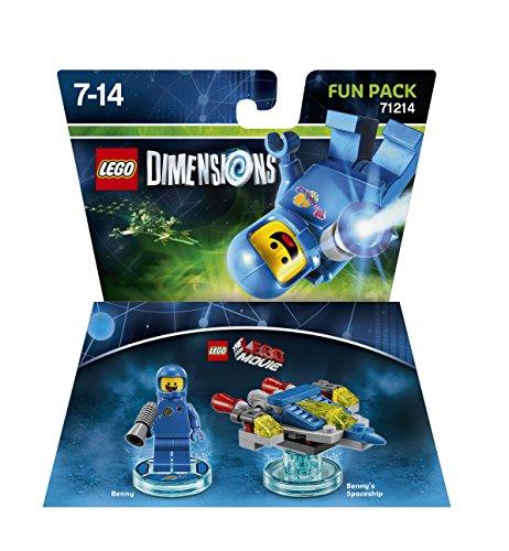 Warner Bros Interactive Spain Lego Dimensions - Benny