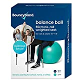 Balance Ball - No-Roll Weighted Seat is a Flexible Chair for...
