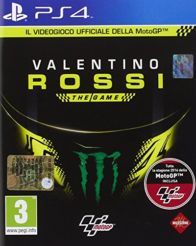 Valentino Rossi: The Game - PlayStation 4