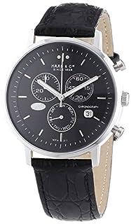 Haas & Cie. Chronograph Vitesse Black Gents Watch MFH211ZBA (B000Y2XK7Y) | Amazon price tracker / tracking, Amazon price history charts, Amazon price watches, Amazon price drop alerts