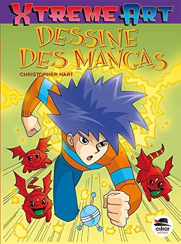 Dessine des mangas - Nouvelle édition