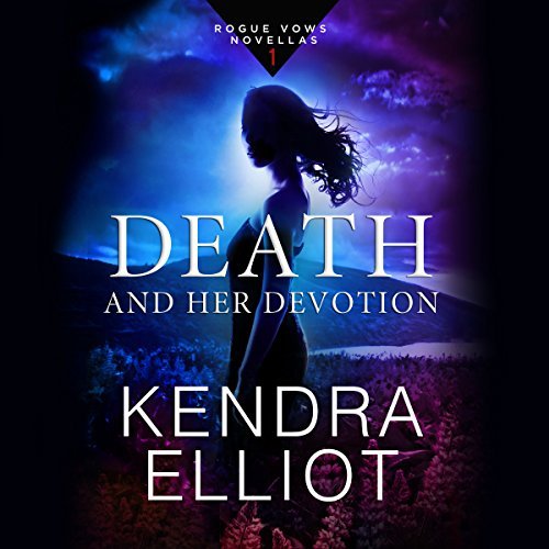 Death and Her Devotion audiobook cover art