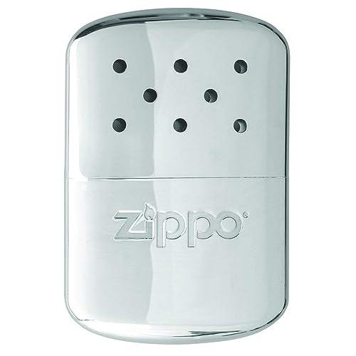 Zippo Handwärmer 60001658 Hand Warmer High Polish Chrome 12 Hours Briquet Unisexe