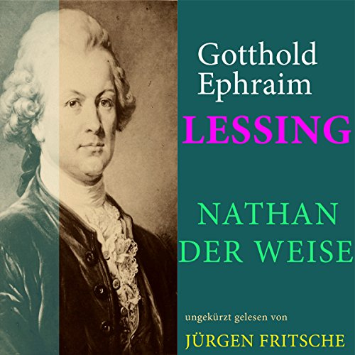 Nathan der Weise audiobook cover art