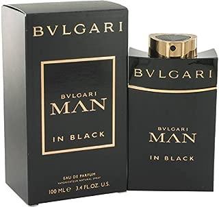 B vl ga ri Man In Black Eau De Parfum Spray 3.4 FL. OZ./100 ml.