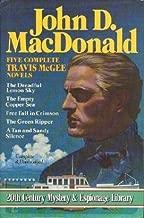 John D. MacDonald: Five Complete Travis McGee Novels
