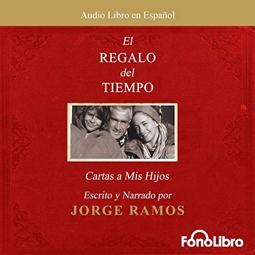 El Regalo del Tiempo audiobook cover art