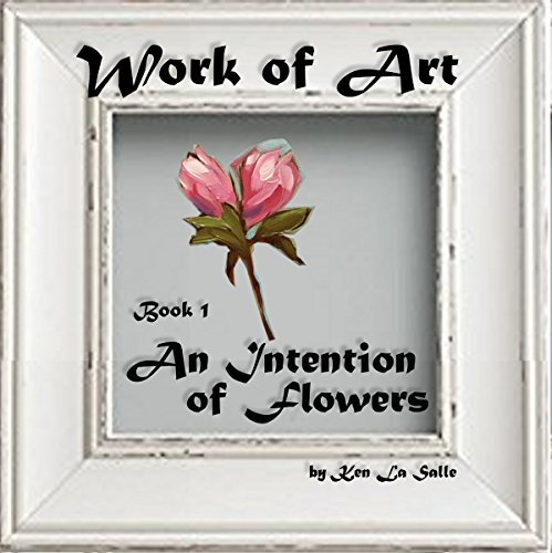 An Intention of Flowers audiobook cover art