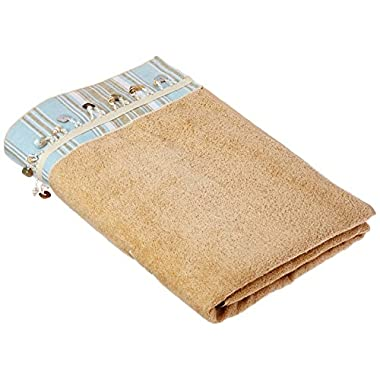 Avanti Linens By The Sea Bath Towel, Rattan