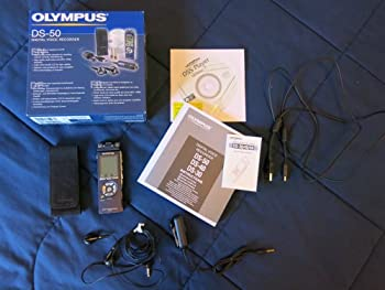 Olympus DS-50 Digital Voice Recorder  275 Hours