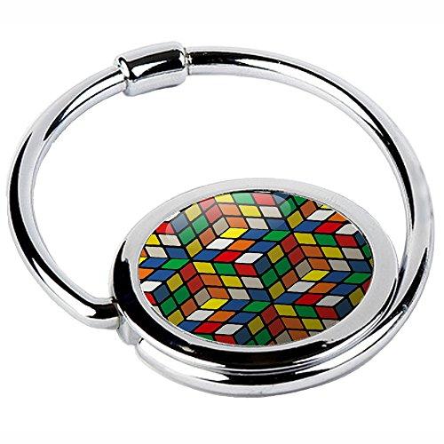 Cuelga Bolsos Rubik's Cube