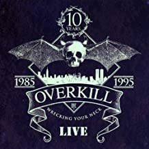 overkill rotten to the core live