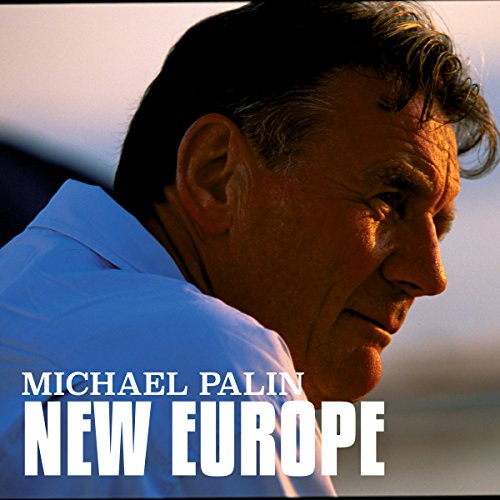 Michael Palin: New Europe audiobook cover art