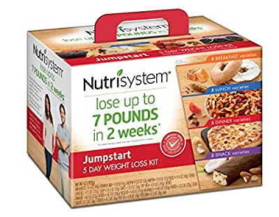 NUTRISYSTEM ® 5 Day JUMP START Weight Loss Kit, 20 Count