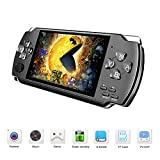 Best Handheld Game Consoles - AdesireFun Handheld Game Console,4.3 Inch 3000 Classic Retro Review