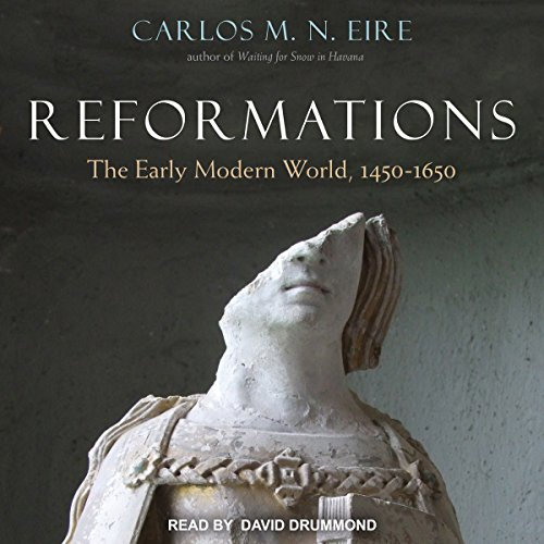 Reformations audiobook cover art