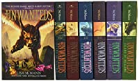 The Unwanteds Collection: The Unwanteds; Island of Silence; Island of Fire; Island of Legends; Island of Shipwrecks; Island of Graves; Island of Dragons