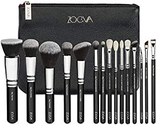 Zoeva 15pcs Wool Colour Makeup Brushes Sets Tools for Women