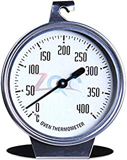 0-400 Degree High-Grade Large Oven Stainless Steel Special Oven Thermometer Measuring Thermometer Baking Tools
