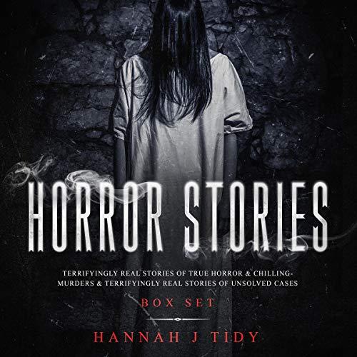 Couverture de Horror Stories: Box Set Bundle