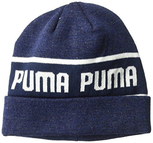 PUMA Evercat - Gorro para hombre - azul - talla única