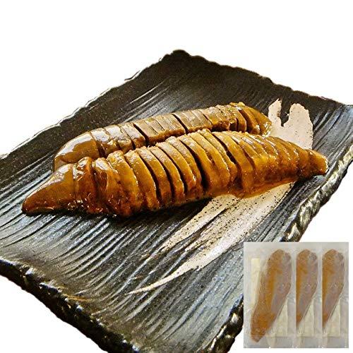 まだ間に合う 敬老の日 ギフト イカわた塩漬50g 3袋 イカわた(肝/ゴロ/ワタ)の塩辛 塩味 ヤマキ食品 イカ屋荘三郎