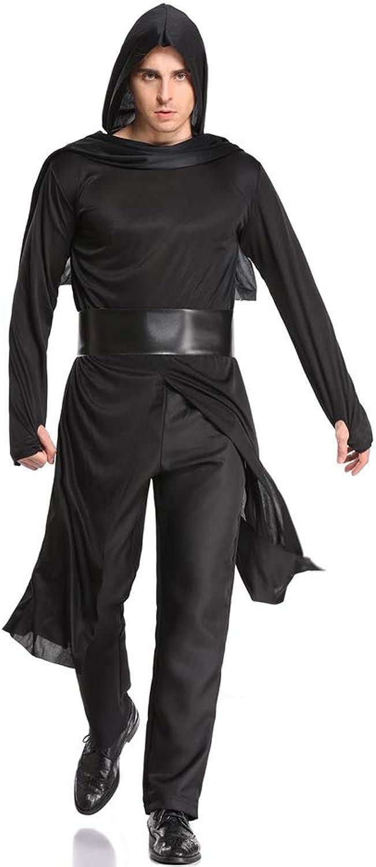 PRTQI Halloween Erwachsene Männerkleidung Ninja Warrior Cosplay Samurai Kostüme B07HTHKBXF  Neuheit Spielzeug   | Verbraucher zuerst