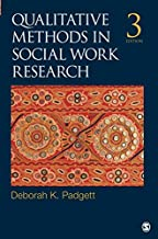 Best qualitative methods in social work research Reviews