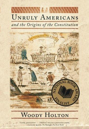 الأمريكيون الجامحون وأصول الدستور