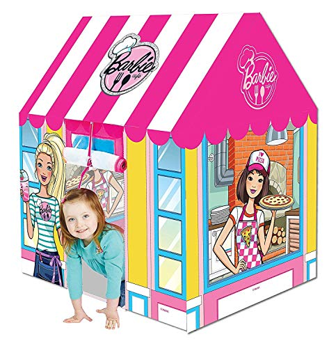 Barbie Chef Kid's Play Tent House