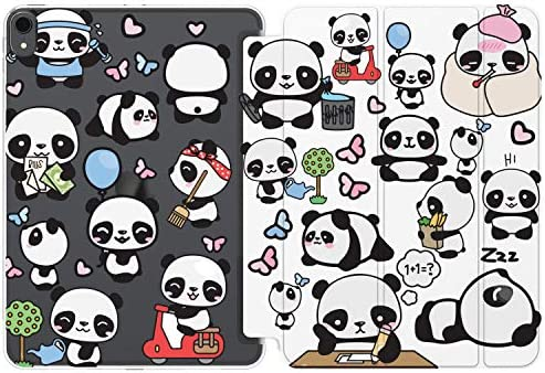 Cavka Case for Apple iPad Air 4th 2020 Gen 3th 10 2 12 9 Pro 11 10 5 9 7 Mini 5 4 3 2 1 Panda product image