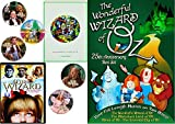 Animated Story Book L. Frank Baum Stories Wonderful Wizard of Oz / Emerald City / Land of / Ozma Cartoons 4 features Bonus Dorothy Toto Tin Man Cowardly Lion Stickers kids Read Watch After the Wiz【DVD】 並行輸入品
