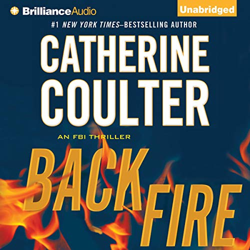Backfire: An FBI Thriller, Book 16 audiobook cover art