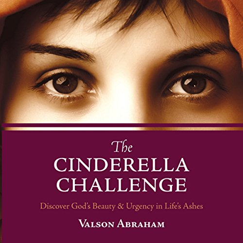 The Cinderella Challenge audiobook cover art