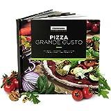 #benehacks® Pizzabuch Grande Gusto - raffinierte Pizza Rezepte zum selber backen - 48 Seiten innovativer Gaumenschmaus, 1 Stück