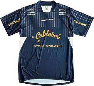 キャルデラ(CALDEIRA) ピンストライプ ゲームシャツ「ARMOR」 CALDEIRA-9006