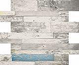 Wandpaneele Deckenpaneele Styropor Paneel Bretter Wand Decke Holz Optik Wärmedämmung EPS *2,4 qm = 15 Stück*1cm Dick! (HM-23)