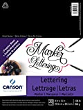 Canson Artist Series Marker Lettering