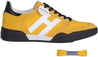scarpe hogan gialle