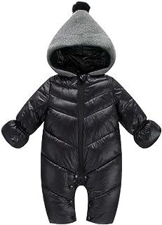 Genda 2Archer Unisex Baby Snow Jumpsuit Winter Rompers