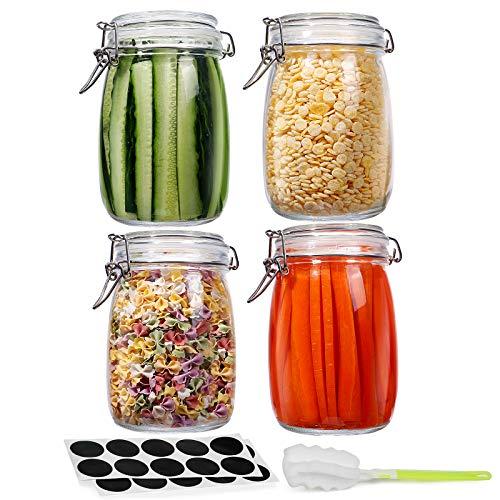 envases hermeticos de vidrio fabricante Fixwal