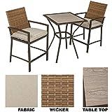 Best Sunjoy Patio Furniture Sets - Sunjoy L-BS1147SST-A Height Patio Bistro Set Review