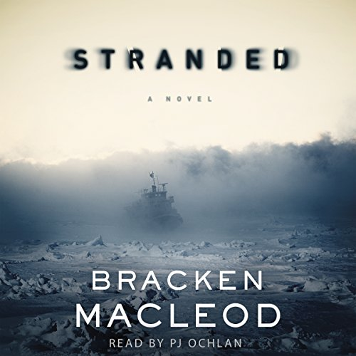 Stranded  By  cover art