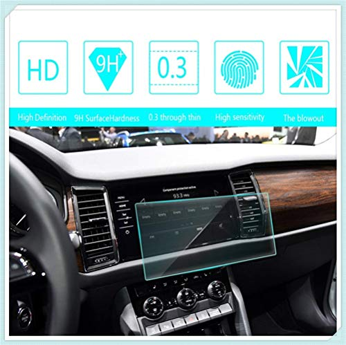 Why Should You Buy Maiqiken for Skoda KODIAQ 2017 2018 Navigation Screen Protector Touch Screen Disp...