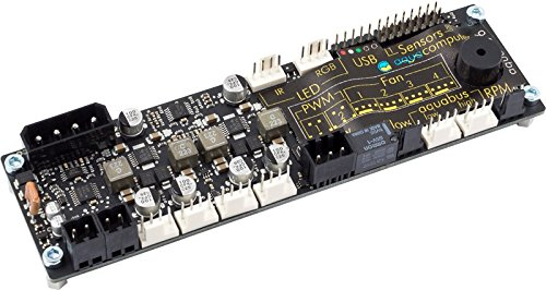 Aqua aquaero 6 LT USB, Pumpen- und Lüftersteuerung (53234)