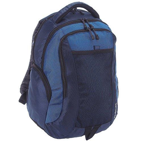 Samsonite Casual Daypack Free Guider Laptop Backpack, 24 Liters, Blue/Dark Grey 60005 2505