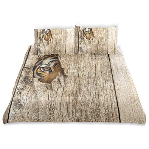 cool tiger print bedding