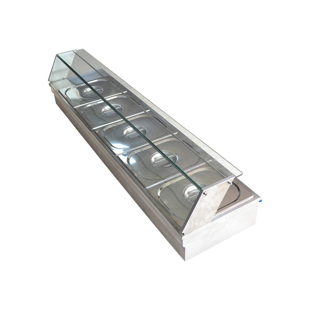 9TRADING 110V1500W Bain Marie Countertop Delivered