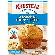 Krusteaz Muffin Mix, Banana Nut, 15.4 oz
