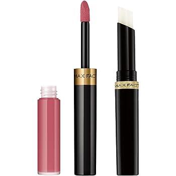 Max Factor Lipfinity Lip Colour, Rossetto Lunga Durata e Gloss Idratante con Applicazione Bifase, Nuance 020 Angelic, 2.3 ml e 1.9 g